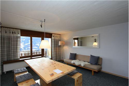 Wohnbereich / Balkon