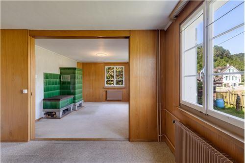 Einfamilienhaus - Kauf - Kollbrunn, Zürich - Wohn-/Esszimmer - 110161011-579