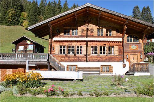Gstaad, Saanen - Kauf - 14'250'000 CHF