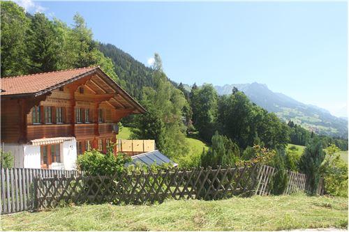 Oberwil im Simmental, Niedersimmental - Kauf - 760.000 CHF