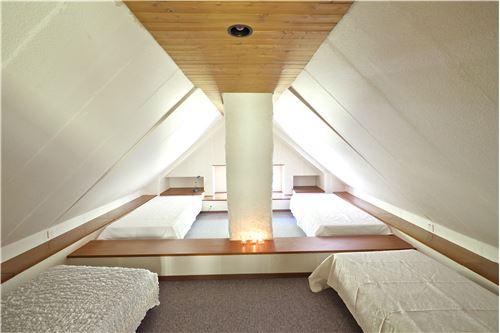 mansarda con 4 posti letto/Mansarde mit 4 Schlafplätzen