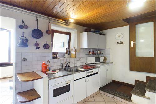 Einfamilienhaus - Kauf - Cademario, Tessin - Cucina e sala da pranzo - Küche und Esszimmer - Küche - 119001001-1892