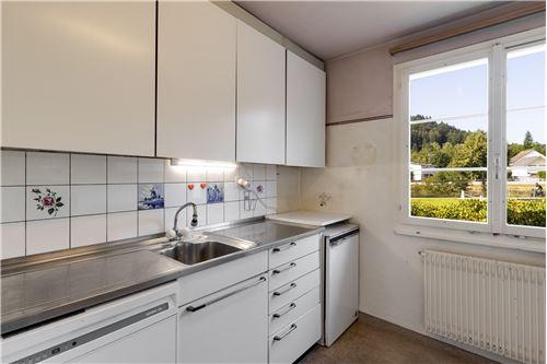 Einfamilienhaus - Kauf - Kollbrunn, Zürich - Küche - 110161011-579