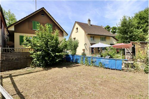 Einfamilienhaus - Kauf - Burg AG, Aargau - Süd-Fassade - 119761007-51
