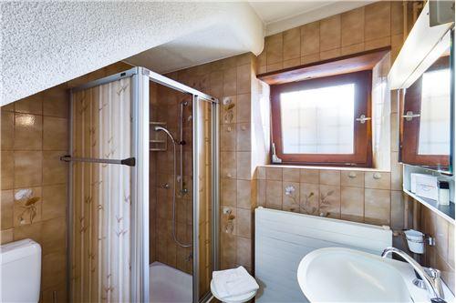 Einfamilienhaus - Kauf - Cademario, Tessin - Bagno con doccia - Badezimmer mit Dusche - Dusche - 119001001-1892