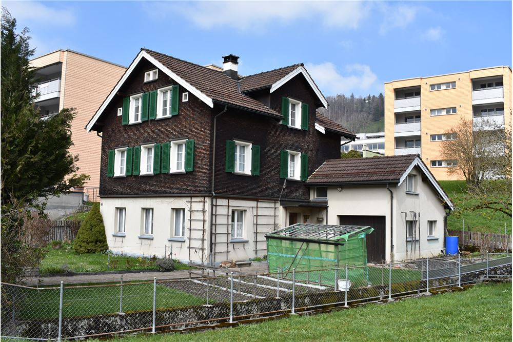Single house for rent - Oberdorfstrasse 19, 9642 Ebnat-Kappel - 7
