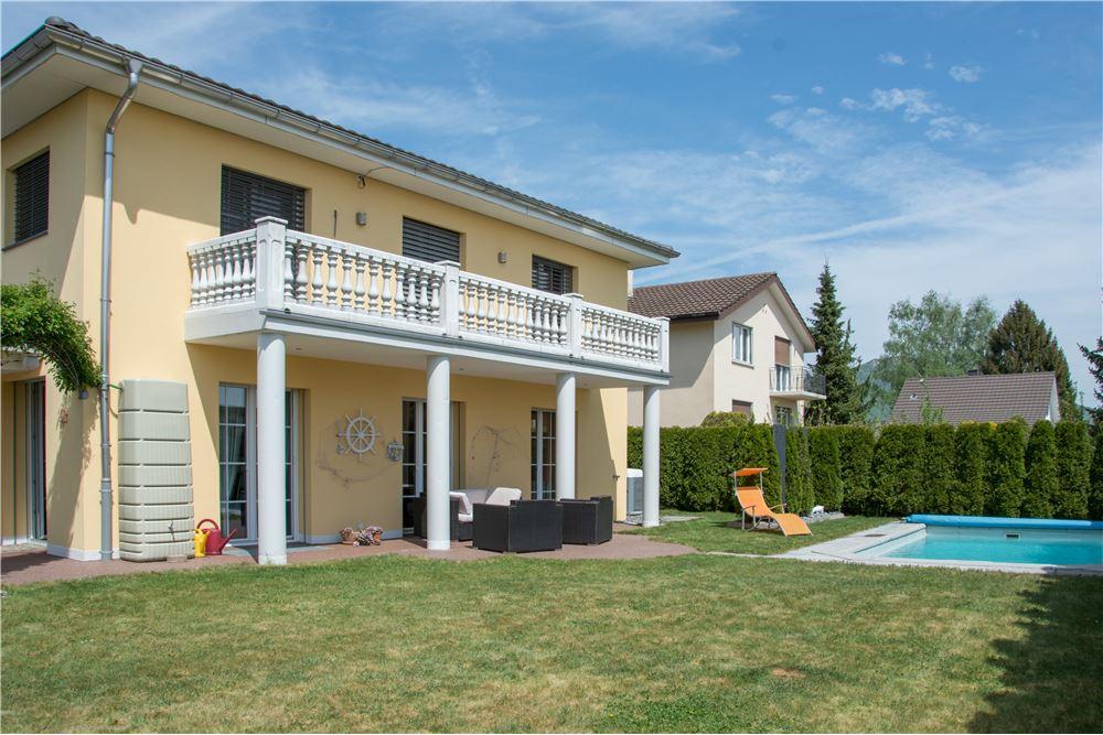 Einfamilienhaus Kauf Niederbipp Bern 383