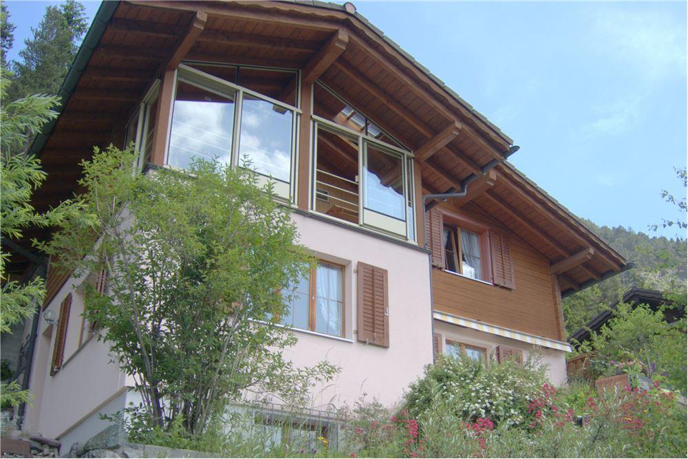 Einfamilienhaus kauf alvaneu graub nden 110480012 46 for Grundrissplan einfamilienhaus