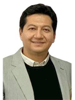 Kontorsägare & Reg. Fastighetsmäklare - Diego Rojas - RE/MAX SEVEN
