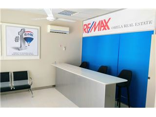 Office of RE/MAX Omela - Stone Town