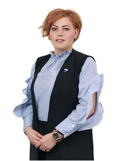 Natalia Zaritska (Sales Associate) - RE/MAX Pro