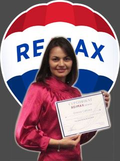 Olena Sabova (Sales Associate) - RE/MAX Star