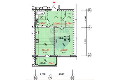 Квартира - Продаж - Київ - 4 - 116018001-94