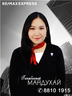 Mandukhai Ginjbaatar - RE/MAX Express