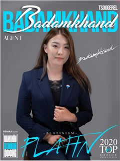 Badamkhand Tsoggerel - RE/MAX PLATIN