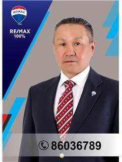 Dul Lkhagvasuren - RE/MAX 100%