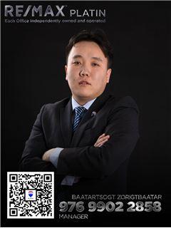 Baatartsogt Zorigtbaatar - RE/MAX PLATIN