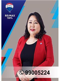 Amindavaa Dorjsuren - RE/MAX 100%