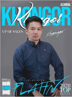 Khongor Azjargal - RE/MAX PLATIN