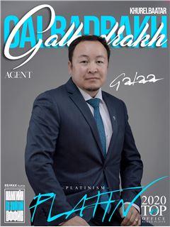 Galbadrakh Khurelbaatar - RE/MAX PLATIN