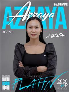Azzaya Shajinbaatar - RE/MAX PLATIN