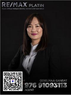 Gerelmaa Ganbat - RE/MAX PLATIN