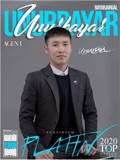 Unurbayar Bayarjargal - RE/MAX PLATIN