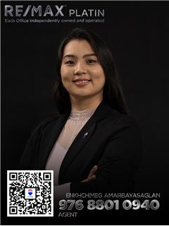 Enkhchimeg Amarbaysgalan - RE/MAX PLATIN