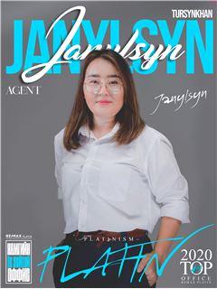 Janylsyn Tursynkhan - RE/MAX PLATIN