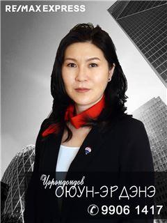 Oyun-Erdene Tserendondov - RE/MAX Express