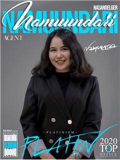 Namuundari Nasandelger - RE/MAX PLATIN