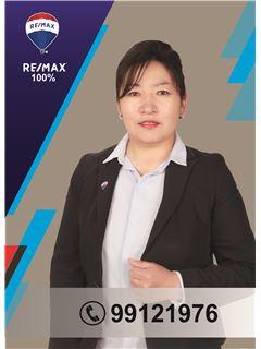 Erdenechimeg Myagmarsuren - RE/MAX 100%