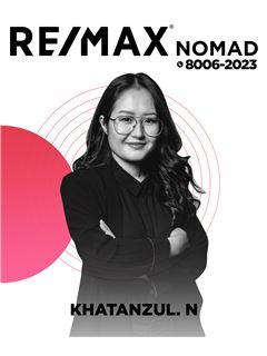 Khatanzul Narantogtokh - RE/MAX Nomad