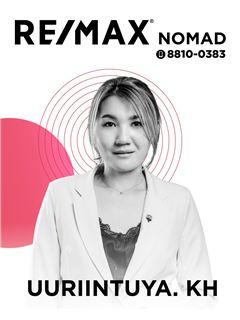 Uuriintuya Khurelbaatar - RE/MAX Nomad