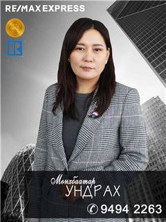 Undrakh Munkhbaatar - RE/MAX Express