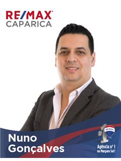 Maakler/omanik - Nuno Gonçalves - RE/MAX - Caparica