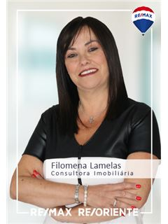 Filomena Lamelas - RE/MAX - ReOriente