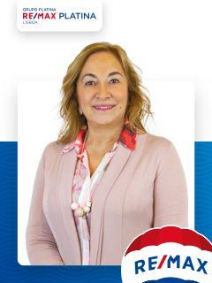 Anabela Serralheiro - Membro de Equipa Manuel Justo - RE/MAX - Platina