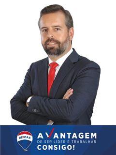 Broker/Owner - José Gomes - RE/MAX - Vantagem Lidador