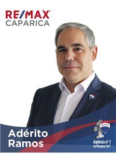 Adérito Ramos - Membro de Equipa João Neves - RE/MAX - Caparica