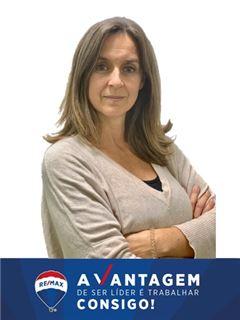 Filipa Ferreira - Técnica de Marketing - RE/MAX - Vantagem Lezíria