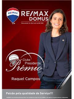 Raquel Campos - RE/MAX - Domus