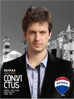 Francisco David - Membro de Equipa Duarte Cunha - RE/MAX - Convictus II