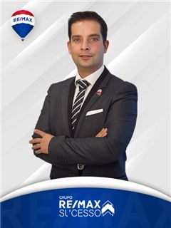 Broker/Owner - João Oliveira - RE/MAX - Sucesso