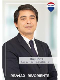 Rui Horta - Membro de Equipa Nuno Miguel Olival - RE/MAX - ReOriente