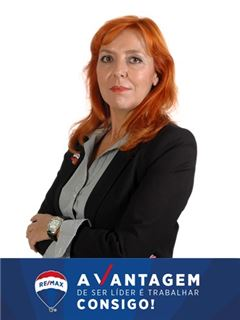 Consilier Credite - Julieta Carvalho - RE/MAX - Vantagem Tagus