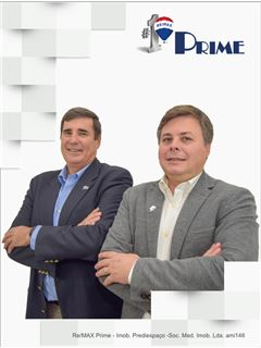 Equipa Albano Silva e Jorge Dias - RE/MAX - Prime