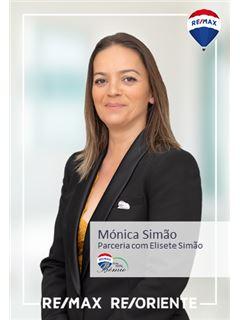 Mónica Simão - Parceria Elisete Simão e Mónica Simão - RE/MAX - ReOriente