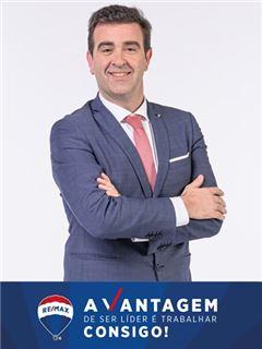 Kontorsägare & Reg. Fastighetsmäklare - Diogo Severino - RE/MAX - Vantagem Tagus