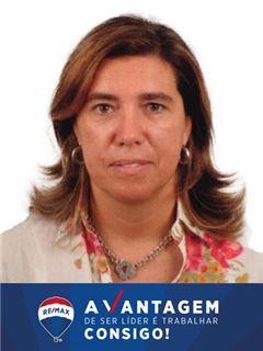 Komandas vadītājs - Ana Quintino - RE/MAX - Vantagem Ribatejo